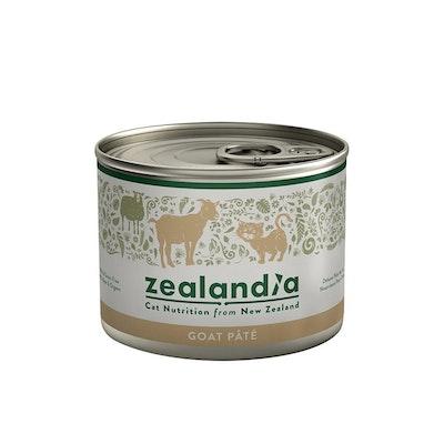 ZEALANDIA Goat Pate Cat Wet Food 185g