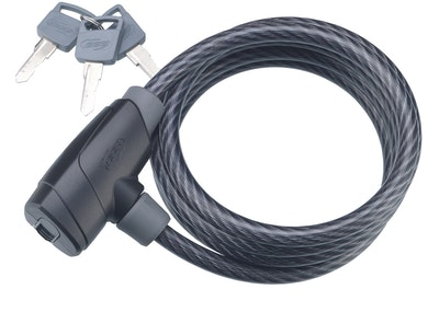 BBB Powersafe 8mm X 1500mm Coil Cable