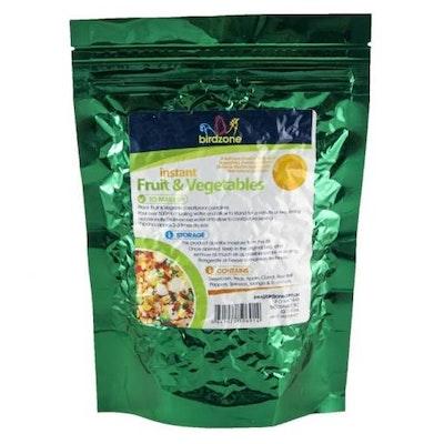 Bird Zone Birdzone Instant Fruit & Vegetables 60g