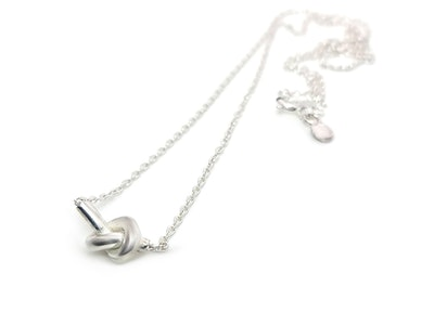 Knot Necklace Big