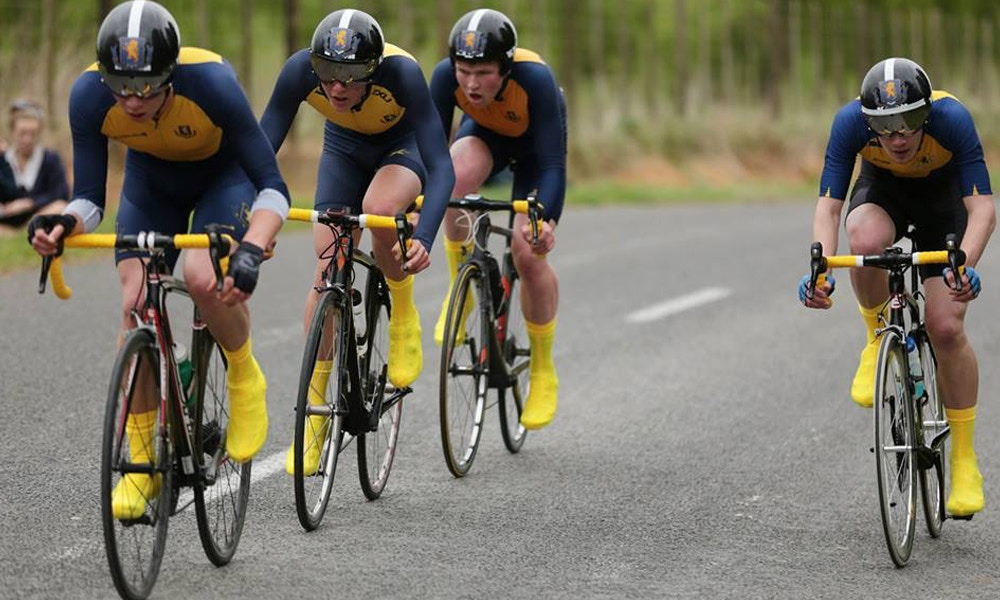 Auckland Grammar School Cycling Squad