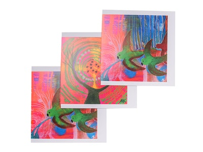 Diilhami Art Mystical Dreaming 3 card pack