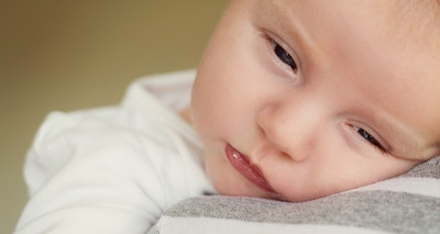 Signs your baby is tired