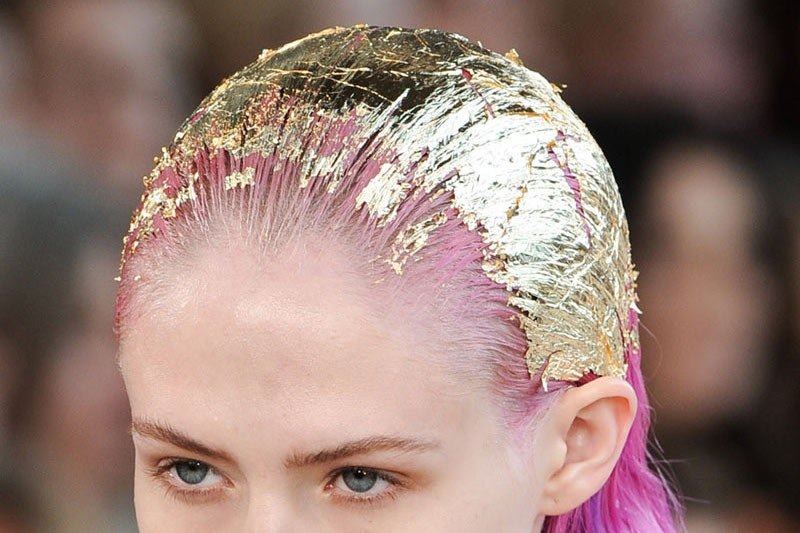 TREND WATCH | METALLIC FOILS
