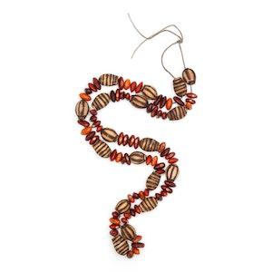 Global Sisters Shop June Gumnut Beaded Necklace