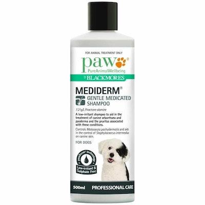 Paw Mediderm Shampoo