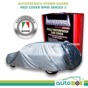 Car Cover BMW 1 Series Hatch Hatchback Stormguard Waterproof Plush Fleece + Bag