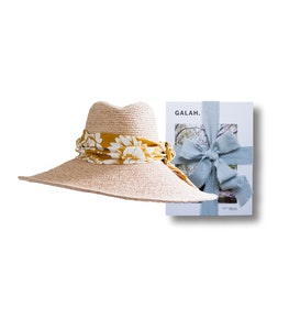 Gift Bundle: Raffia Sun Hat + Issue 1 of Galah