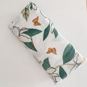 Bubba Bump Baby Serenity Bamboo Muslin Wrap