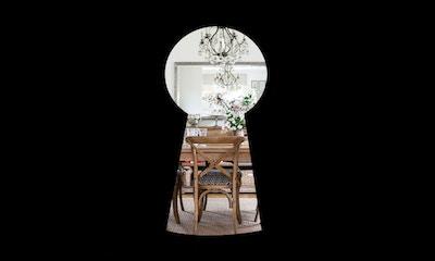 Unlock, Elegant Cottage Dining