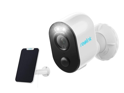 Reolink Argus 3 Wireless Smart Security Spotlight Security Camera with Solar Panel