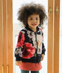 Watercolour Jacket (1-5yrs old)