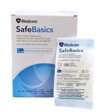 Medicom Cotton Tip Applicators