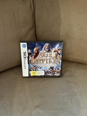 Nintendo DS Age Of Empires Mythologies