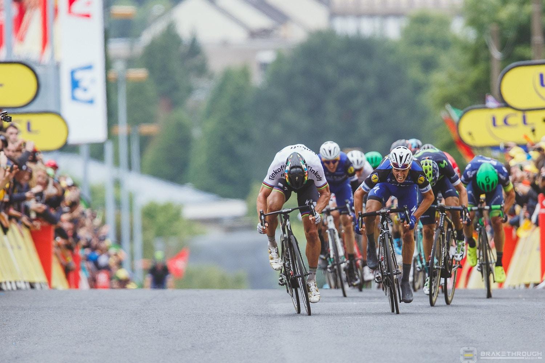 Fotogalerij: Ronde van Frankrijk 2016 etappe 1 & 2