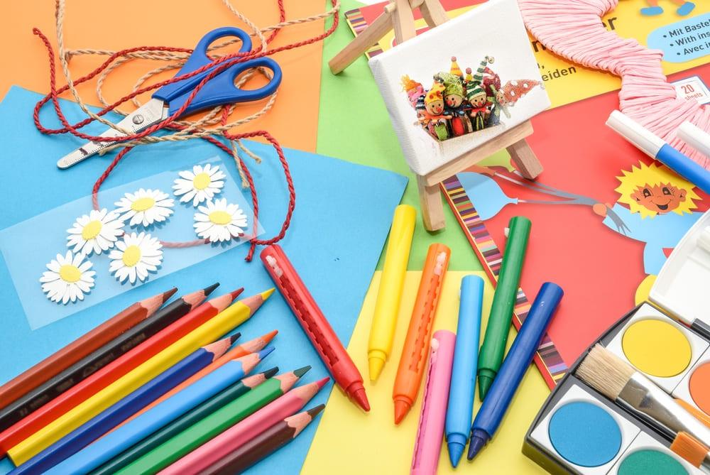 Basteln am Kindergeburtstag - Bezaubernde Ideen und grundlegende Tipps