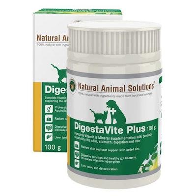 NAS Natural Animal Solutions DigestaVite Plus 100gm
