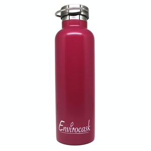 Envirocask Double Wall Vacuum Insulated Bottle (750ml) - Pink
