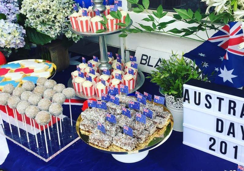australia day cupcake2 LENZO
