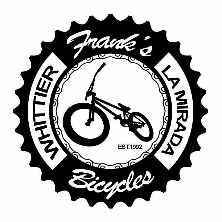 Frank's Bicycles La Mirada - Whittier est. 1992