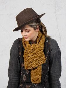 Textured Scarf Knitting Kit