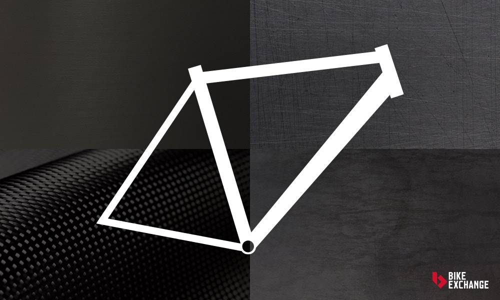 21a2fcb330a Bicycle frame materials explained | BikeExchange Blog