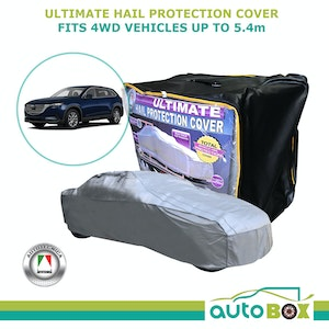 Ultimate Hail Stone Car Full Cover 4WD to 5.4 Metres Mazda CX9