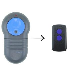 Remote Pro Merlin M802 Compatible Remote