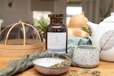 resonance tea RENEWAL Herbal Tea Blend BioPak