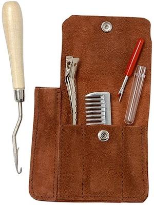 SADDLERY TRADING COMPANY Mini Mane Braiding Kit