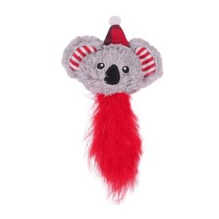 Kitty Kitchen Rosewood Christmas Koala Cat Toy