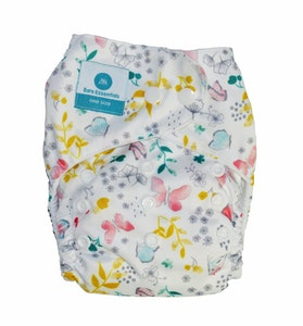 *Snap Bare Essentials One Size Fits Most Nappy - Papillon