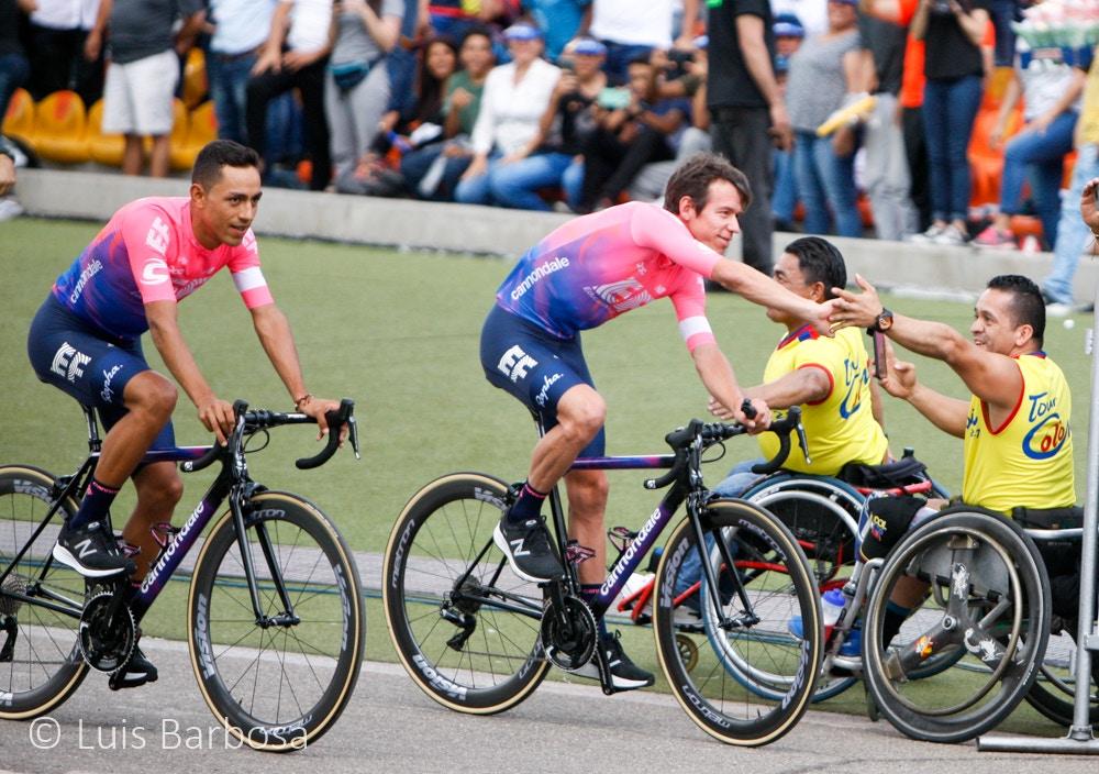 El Tour Colombia 2.1 2020 será la Celebración de un País que Surge en el Ciclismo