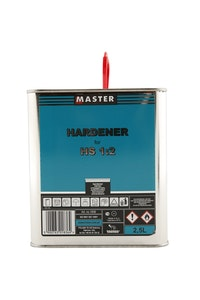Master Premium HS Clear Hardener Standard 2.5ml