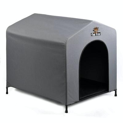 "Flea Free Beds Elevated Dog House ""The Original fleafree Brand"""