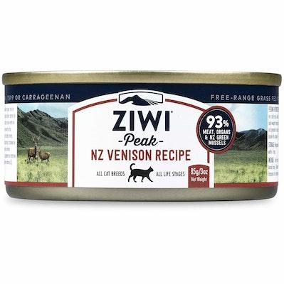 ZiwiPeak Daily Cat Cuisine Venison Wet Cat Food