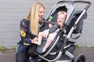Joolz Geo Ridge Pram Review