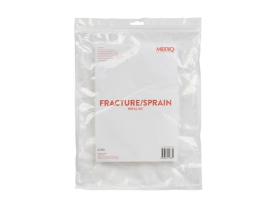 Mediq First-Aid Refill - No. 3 Fracture / Sprains