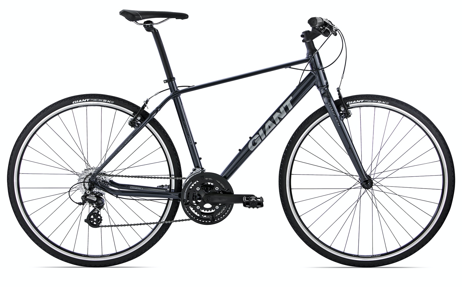 Giant Cross City 2 2016 Flat Bar Road Bikes For Sale In