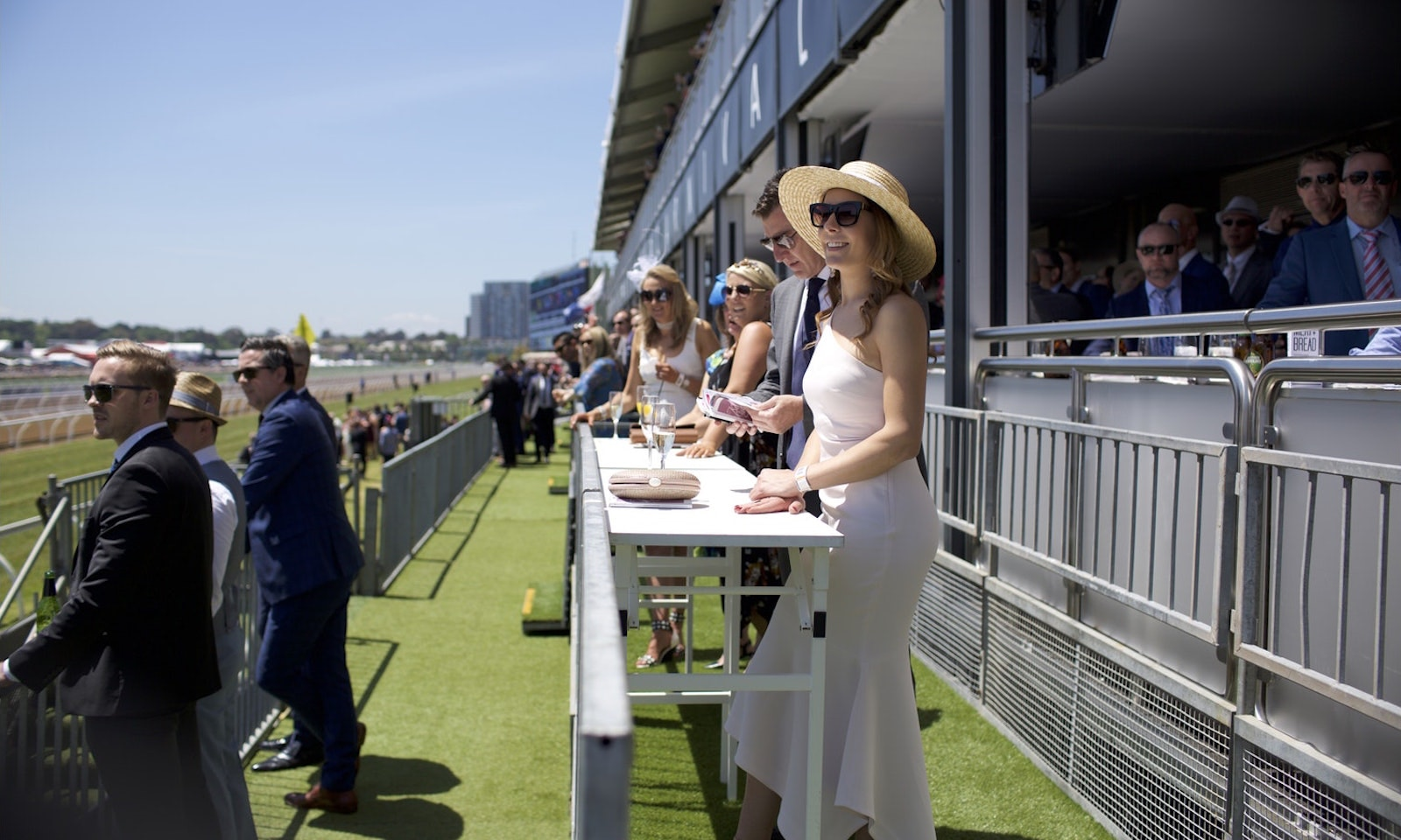 Your guide to the 2018 Melbourne Cup Carnival Experience
