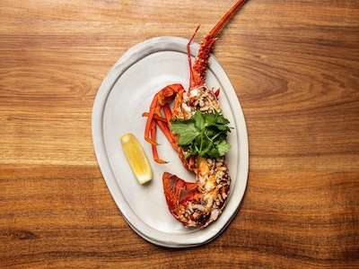 Matilda Spring Racing Add On - Half lobster, chilli jam. AVAILABLE ONLY FRIDAY 29TH OCTOBER - SUNDAY 31ST OCTOBER