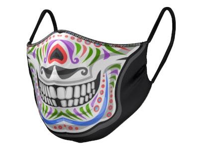 The Mask Life The Multi Skull - Reversible Face Mask