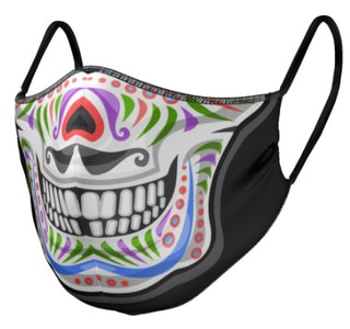 The Mask Life PRE ORDER - The Multi Skull - Reversible Face Mask