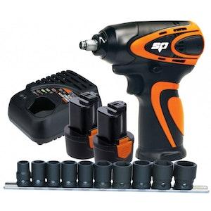 """SP81114 Impact Wrench Cordless 12v 3/8""""Dr Mini Kit 2.0Ah Max Li-Ion SP81114"""