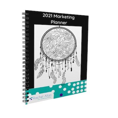 Rachel Allan | Strategic Marketing Partner Marketing Planner - Digital Download