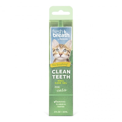 Tropiclean  Fresh Breath Clean Teeth Gel Cat 59ml