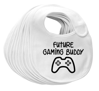 Future Gaming Buddy Bib