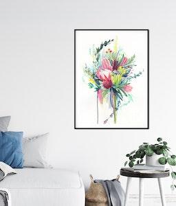 Limelight Fine Art Print