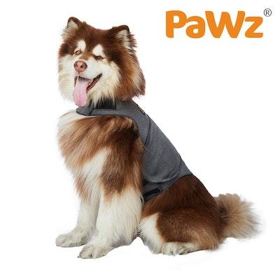 PaWz Dog Thunder Anxiety Jacket Vest Calming Pet Emotional Appeasing Cloth XXL