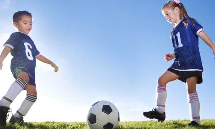 30 second guide to the World Cup and kid's soccer!